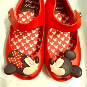 Mini Melissa Girls shoes